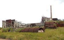 Cận cảnh nhà máy thép 1.700 tỉ đồng bỏ hoang đem đấu giá chỉ hơn 100 tỉ đồng
