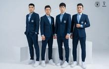 Chùm ảnh dàn soái ca Quang Hải, Duy Mạnh, Bùi Tiến Dũng bảnh bao diện vest dự V-League
