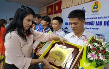 CÔNG TY CƠ KHÍ TÂN THANH: Thưởng vàng cho người lao động