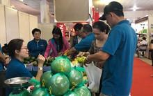 Kết nối giao thương tại hội chợ Tôn vinh hàng Việt