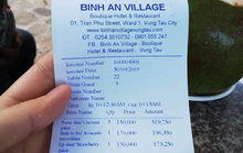 Sự thật resort Bình An ở Vũng Tàu bị tố chém 150.000 đồng/trái dừa