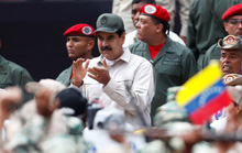 Mỹ: Nga thuyết phục ông Maduro ở lại Venezuela giữa lúc đảo chính