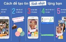 Facebook ra mắt tính năng Tin Sinh nhật - Birthday Stories