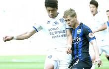 Công Phượng trở lại, Incheon United thua đau phút cuối