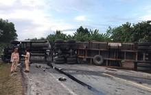 Đường tránh Nam Hải Vân kẹt cứng sau tai nạn liên hoàn