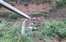 Ôtô chở 2 vợ chồng lao xuống vực sâu, chồng tử vong tại chỗ, vợ bị thương nặng