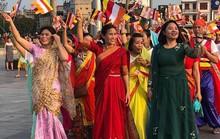 Giáo hội Quảng Ninh nói gì về việc bà Phạm Thị Yến tươi cười xuất hiện tại diễu hành mừng đại lễ Vesak?