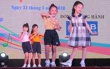 Gây quỹ giúp trẻ mắc bệnh hiểm nghèo