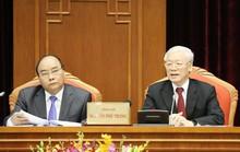 Thủ tướng điều hành phiên họp đầu tiên Hội nghị Trung ương 10