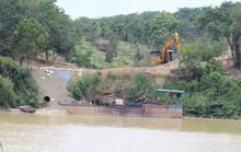 Sông Đồng Nai vẫn rên xiết
