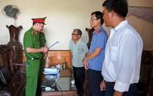 Chia chác 8 lô đất, cựu bí thư và chủ tịch xã ở Thanh Hóa bị bắt giam