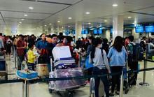 10 ngày sân bay Tân Sơn Nhất phát hiện 6 vụ trộm tài sản