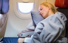 6 gợi ý giúp bạn đánh một giấc ngon lành trên máy bay