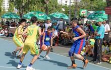 156 đội bóng rổ thi tài ở khai mạc Festival trường học TP HCM
