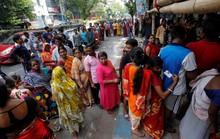 Bầu cử ở Ấn Độ vào giai đoạn cuối