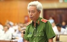 Tướng Phan Anh Minh nghỉ hưu