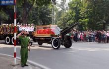 Tuyến đường nào ở Hà Nội bị cấm trong Lễ Quốc tang Đại tướng Lê Đức Anh?