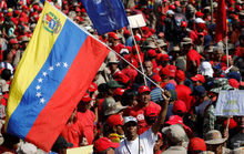 Nga - Mỹ khẩu chiến về Venezuela