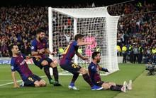 Messi ghi bàn thắng thứ 600, Liverpool thua thảm Barcelona