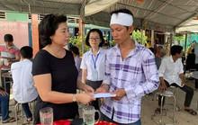 CÔNG ĐOÀN DỆT MAY VIỆT NAM: Hỗ trợ gia đình công nhân khó khăn