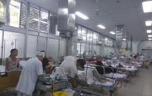 Người say ở khoa cấp cứu