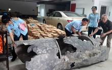 Ngư dân Quảng Ninh 'bắt' được vật thể lạ trên biển