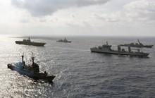 Không chỉ thương mại, Mỹ-Trung vẫn đối đầu gay gắt ở biển Đông