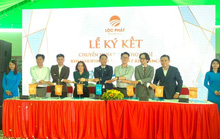 Lộc Phát Residence bắt tay với các thương hiệu lớn