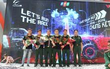 Học viện Kỹ thuật quân sự giành giải thưởng 1,2 tỉ đồng của Cuộc đua số mùa 3