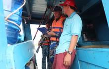 Không qua mặt được cảnh sát biển khi dùng biển số giả chở 130.000 lít dầu