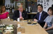 Ông Trump chỏi với Nhật Bản về tên lửa Triều Tiên
