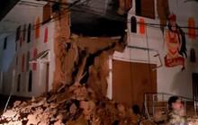 Động đất 8 độ ở Peru