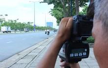 CSGT được phép hóa trang, núp bắn tốc độ
