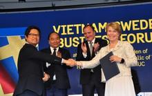 Thủ tướng Việt Nam và Thụy Điển cùng lẩy Kiều để nói về quan hệ hai nước