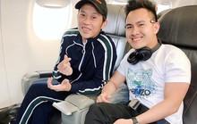 Con trai nghệ sĩ Hoài Linh đăng ảnh du lịch với cha ở Mỹ