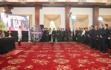 Lễ truy điệu nguyên Chủ tịch nước Lê Đức Anh tại TP HCM