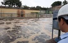 Đào hệ thống cống 1 công ty bên sông La Ngà để làm rõ ô nhiễm