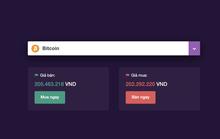 Giá Bitcoin tăng như vũ bão