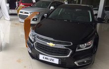 Chevrolet Việt Nam triệu hồi hơn 7.500 xe để thay túi khí