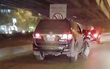 Xác minh bất ngờ về xe biển xanh 80A tông trọng thương người lái xe ôm rồi bỏ chạy