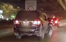 Vụ xe biển xanh 80A gây tai nạn rồi bỏ chạy: Đình chỉ công tác tài xế