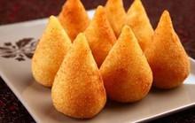 Coxinhas, món ẩm thực đường phố nổi tiếng thế giới của Brazil