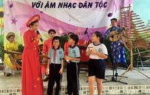 Nỗ lực đưa nhạc truyền thống vào trường học