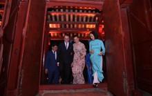 Công chúa kế vị Thụy Điển thăm Văn Miếu - Quốc Tử Giám