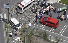 Nhật Bản: Xe hơi lao vào nhóm trẻ mẫu giáo, 15 người nhập viện