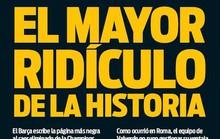 Barcelona bị loại tủi hổ trước Liverpool: Lỗi không chỉ của HLV Valverde