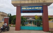 Nhặt được túi vàng, 2 học sinh Bình Định giao nộp công an