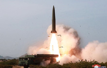 Hàn Quốc: Triều Tiên lại phóng tên lửa