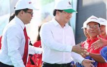 """Phó Thủ tướng cùng khởi động Chương trình """"Một triệu lá cờ Tổ quốc cùng ngư dân bám biển"""""""