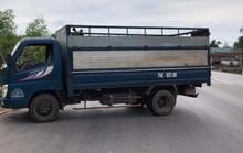 Một cán bộ CSGT bị xe tải tông tử vong khi làm nhiệm vụ